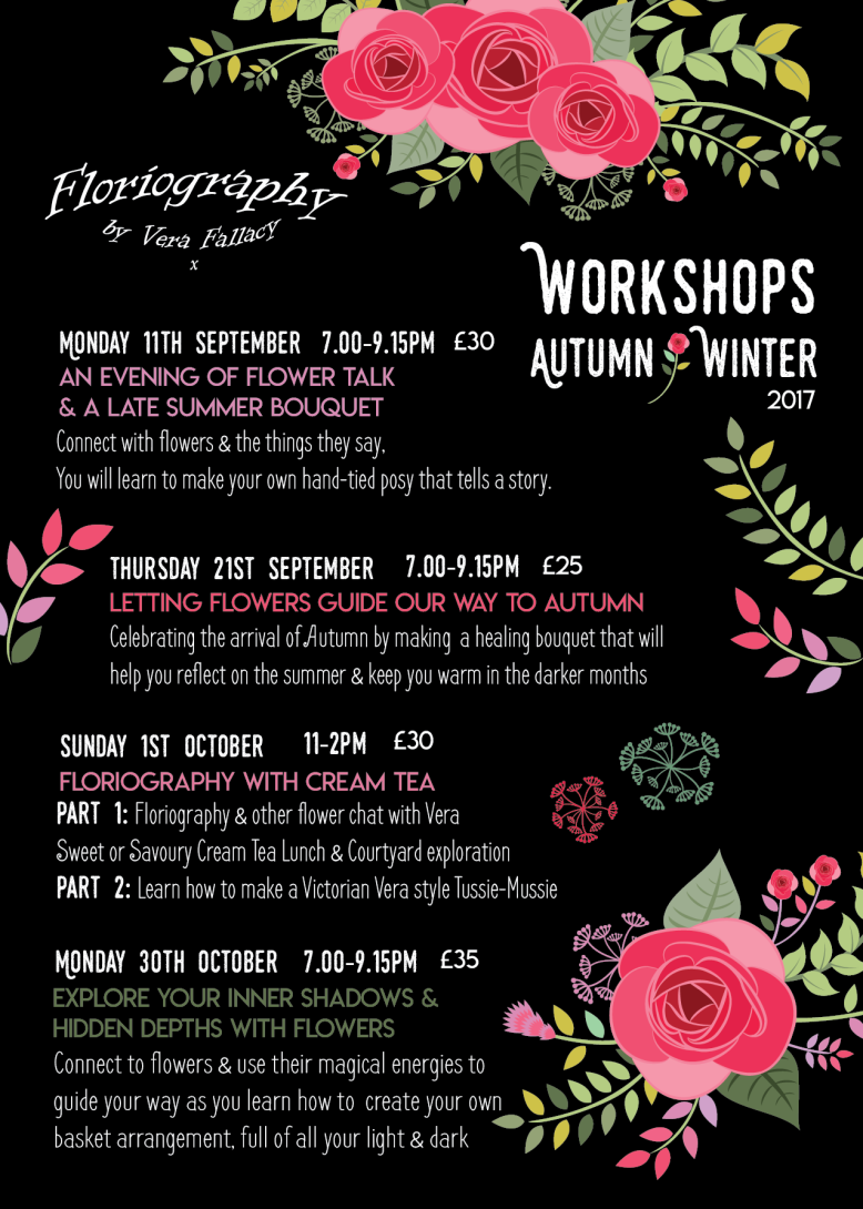 Floriography workshops autumn to winter 2017-02